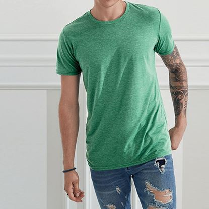Picture of Textil Drucker Tshirt - A361