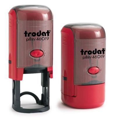 TRODAT PRINTY 46019 RUND 19 MM