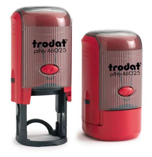 TRODAT PRINTY 46025 RUND 25 MM