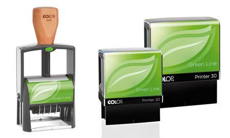 Bild für Kategorie COLOP GREEN LINE