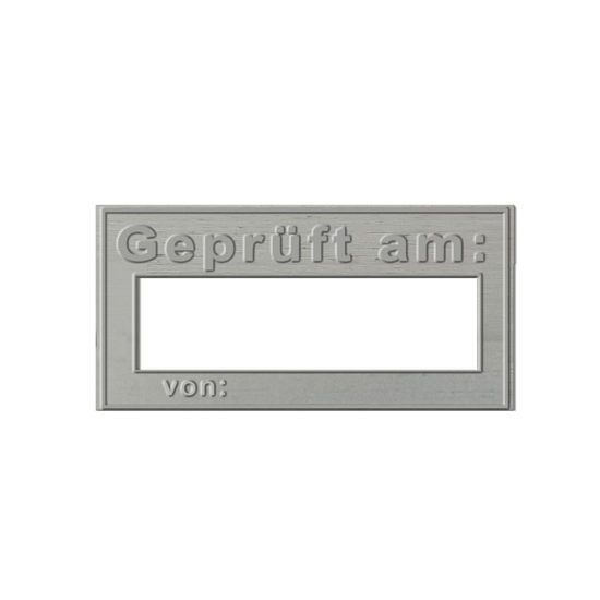 STEMPELPLATTE COLOP CLASSIC LINE DATA 2160