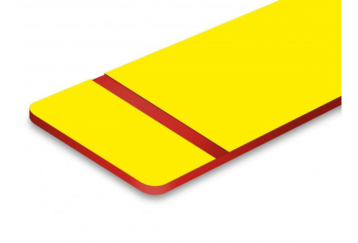 Gelb/Rot