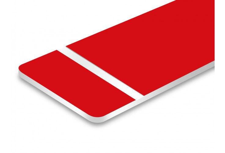 Rot/Weiß